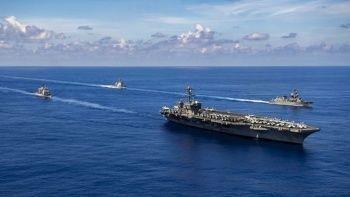 Rus ve Çin donanmalarından Pasifik'te gövde gösterisi