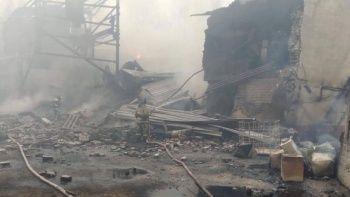 Rusya'da barut deposunda patlama: 15 işçi öldü