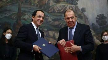 Rusya Dışişleri Bakanı Lavrov'dan Rumlara Doğu Akdeniz desteği