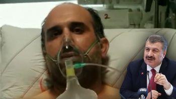 Sağlık Bakanı Koca aşı olmayı ihmal eden doktorun pişmanlığını paylaştı