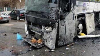 Şam'da askeri araç geçişinde patlama: Çok sayıda ölü ve yaralı