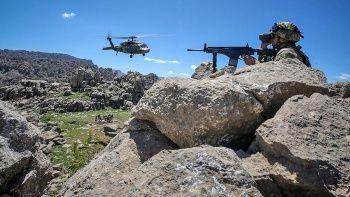 Son dakika! 13 PKK'lı terörist inlerinde etkisiz hale getirildi