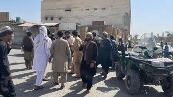 Son dakika: Afganistan'da Şiilere ait camiye bombalı saldırı