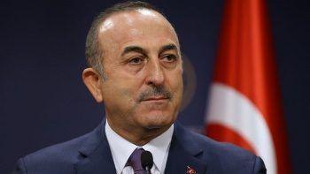 Son dakika! Bakan Çavuşoğlu: Kıbrıs Türklerini sonuna kadar savunuruz
