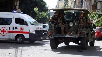 Son dakika! Beyrut'ta Hizbullah destekçilerine ateş açıldı: Ölü ve yaralılar var