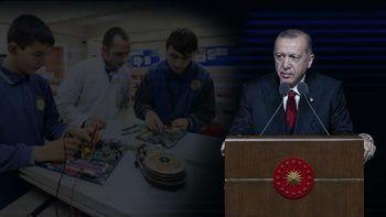 Son dakika! Cumhurbaşkanı Erdoğan 3600 ek gösterge için tarih verdi