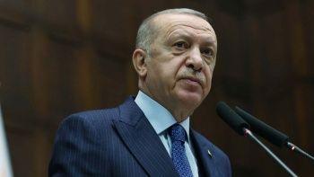 Cumhurbaşkanı Erdoğan: CHP, HDP'nin tehdidine boyun eğdi