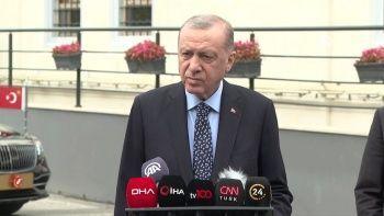 Son dakika! Cumhurbaşkanı Erdoğan'dan Suriye'ye operasyon mesajı