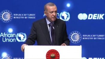 """""""Türkiye Afrika'yı, Afrika Türkiye'yi keşfediyor"""""""