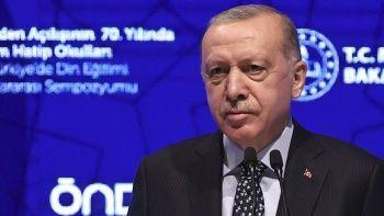 Son dakika! Cumhurbaşkanı Erdoğan: İmam hatiplilerin fetret devrini sonlandırdık