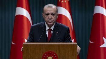 Son dakika! Cumhurbaşkanı Erdoğan: Tacizler bardağı taşırdı sabrımız kalmadı