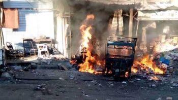 Son dakika! Esad güçleri İdlib'e saldırdı: Çok sayıda ölü ve yaralılar var