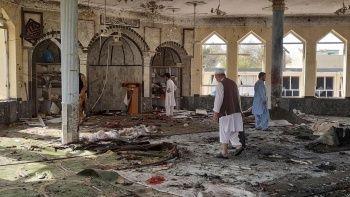 Son dakika haberi! Afganistan'da camiye bombalı saldırı: Ölü ve yaralılar var