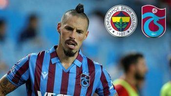 Son dakika! Kritik maç öncesi Trabzonspor'dan Hamsik duyurusu