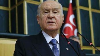 MHP Genel Başkanı Bahçeli: Osman Kavala Soros'un kuryesidir
