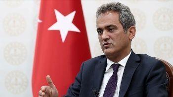 Milli Eğitim Bakanı Özer, öğretmenlerin aşılama oranını açıkladı
