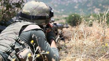 Son dakika! PKK'ya Pençe: 2 terörist öldürüldü