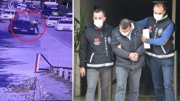 Polisi sürükleyen CHP'li Bülent Sadıkoğlu tutuklandı