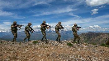 PKK'ya darbe: 8 terörist öldürüldü