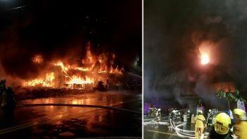 Son dakika! Tayvan'da 13 katlı binada yangın: Çok sayıda yaralı ve ölü var