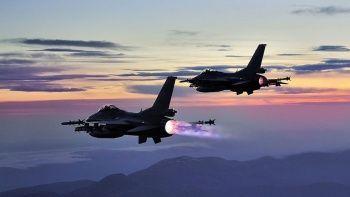 Son dakika! TSK'dan Irak'ın kuzeyine hava harekatı