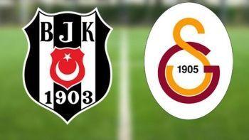 Süper Lig'de büyük randevu: Beşiktaş Galatasaray derbisi