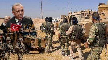 Suriye cephesinden Türkiye'ye terör operasyonu desteği