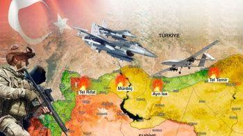 Suriye'de operasyon an meselesi: Mehmetçik hazır, emir bekliyor