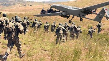 Suriyeli komutanlar operasyon için Ankara'da: PKK/YPG'ye iki koldan temizlik harekâtı