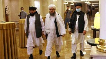 Taliban Rusya'ya gidince 'terör örgütü' ifadesi son buldu!