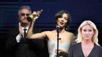 Tamer Karadağlı'dan bir 'Altın Portakal' isyanı daha! Bu kez de Pınar'ı linçliyorlar
