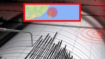 Tayvan'da 6.5 şiddetinde deprem!
