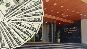 TCMB rezervleri 123,5 milyar dolara yükseldi