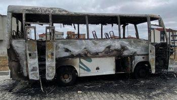 Tekirdağ'da AK Partili Meclis Üyesi Eray Güner'in aracı kundaklandı