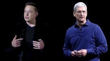 Tesla CEO'su Elon Musk Tim Cook ile Twitter üzerinden dalga geçti
