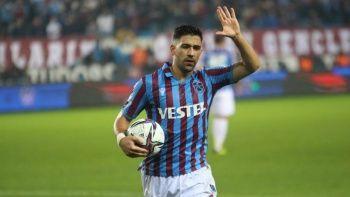 Trabzonspor'a Bakasetas'tan kötü haber