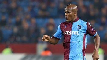 Trabzonspor'da korkulan oldu: Nwakaeme şoku