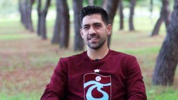 Trabzonspor'un yıldızı Bakasetas'tan güldüren açıklama