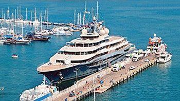 Turizm gelirlerini artıracak adım: Yabancı yatlar 40 bin lira ödeyecek