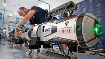 Türk mühendisler geliştirdi: Doğalgaz hatları 'Robot Göz'e emanet