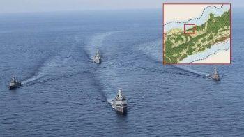 Türkiye'den doğu Akdeniz'de kritik hamle: Geçitkale'nin ardından deniz üssü