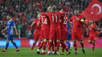 Türkiye, Dünya Kupası için Letonya deplasmanında
