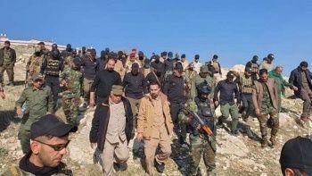 Sincar'dan Suriye'ye terörist sevkiyatı