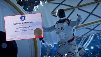 TUA resmen üye oldu: Uzaya bir adım daha