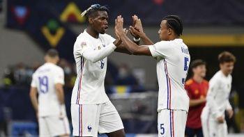 UEFA Uluslar Ligi şampiyonu Fransa oldu