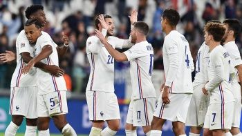 Uluslar Ligi'nde finalin adı Fransa – İspanya