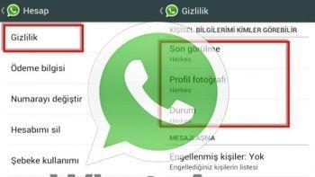 WhatsApp'tan yeni güncelleme: Son görülme değişiyor