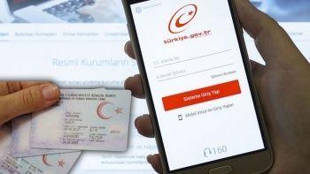 Yenidoğan kimlik başvurusu e-Devlet'te