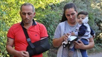 Yine pitbull yine dehşet: Babayla 11 aylık oğlunu parçaladı