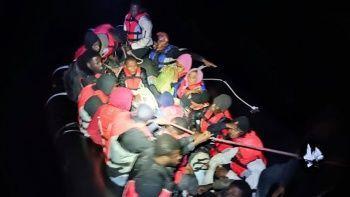Yunanistan göçmenleri yine ölüme terk etti